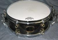 Yamaha: Dave Weckl Signature Black 5 x 13