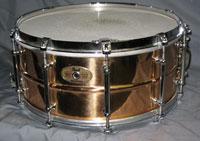 Pearl: Bronze Sensitone 6.5 x 14