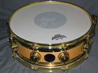 DW: Edge Natural w/ Gold Hardware 5 x 14
