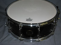 DW: Collector's Series Black w/ Tube Lugs 5.5 x 14