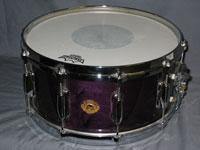 Slingerland: Studio King Purple 6.5 x 14