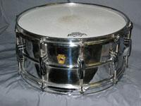 Ludwig: 1960's Brass 6.5 x 14