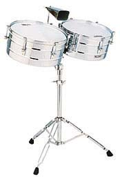 Brass & Steel Timbales