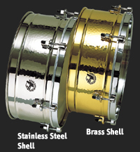 Steel & Brass Timbales